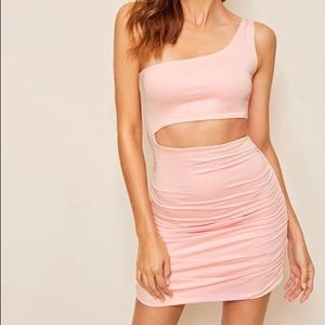 PINK HOCO/FUNCTION DRESS